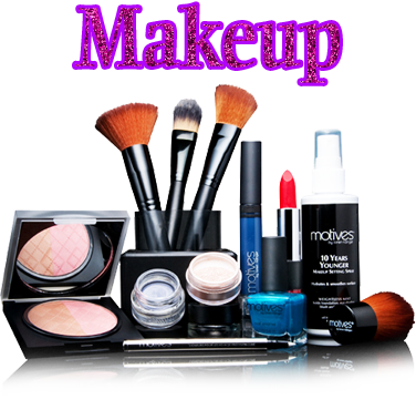 Banner for Makeup