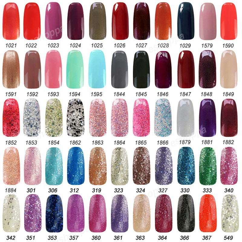 Experience Custom Design Ido 1476 Gel Polish Kit Nail