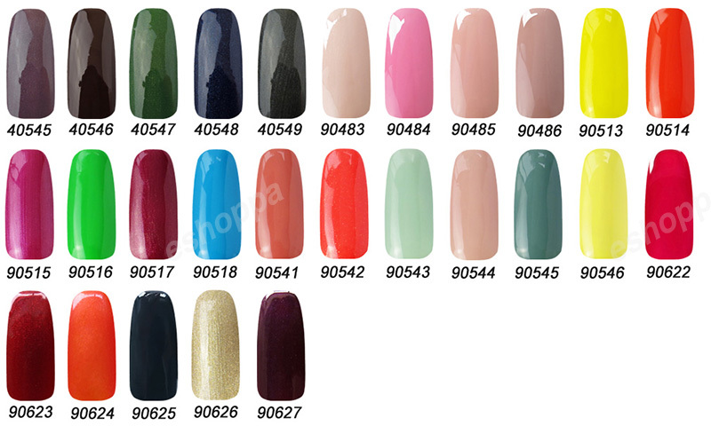 Lowest Price 199 Colors Ido 1579 Nail Lacquer Soak Off Uv Gel Polish