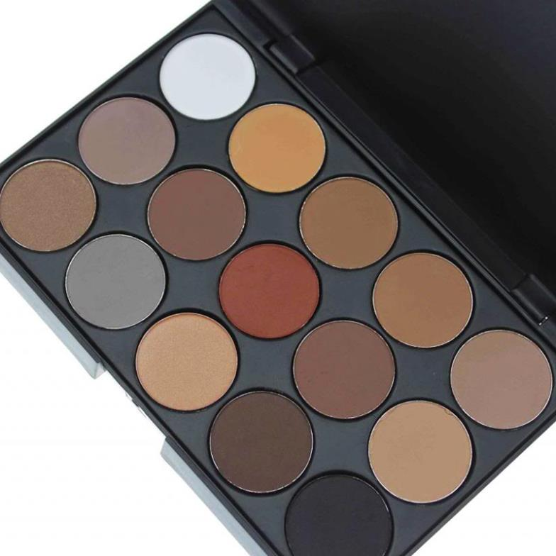 The nude mattes eyeshadow palette photos 16