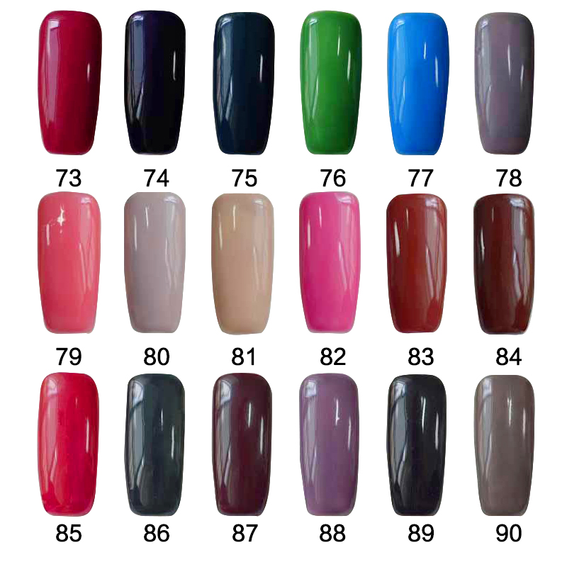 50% off SIOUX UV Gel Nail Polish UV LED Shining Colorful 108 Colors ...